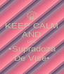 KEEP CALM AND LIKE •Supradoza De Vise• - Personalised Poster A4 size