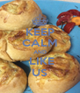 KEEP CALM AND  LIKE US - Personalised Poster A4 size