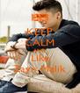 KEEP CALM AND Like Zayn Malik - Personalised Poster A4 size
