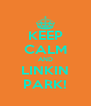 KEEP CALM AND LINKIN PARK! - Personalised Poster A4 size