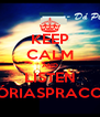 KEEP CALM AND LISTEN #HISTÓRIASPRACONTAR - Personalised Poster A4 size