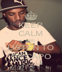 KEEP CALM AND LISTEN TO DA CAPO - Personalised Poster A4 size