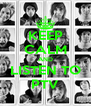KEEP CALM AND LISTEN TO PTV - Personalised Poster A4 size