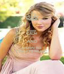 KEEP CALM AND LISTEN TO T.SWIFT'S MUSIC - Personalised Poster A4 size