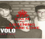KEEP CALM AND LISTENING WE ARE LOVE - Personalised Poster A4 size