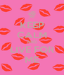KEEP CALM AND LIVE FOR ME - Personalised Poster A4 size