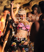 KEEP CALM AND Live it UP... - Personalised Poster A4 size