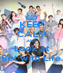 KEEP CALM AND Look at Bet with Life - Personalised Poster A4 size