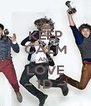 KEEP CALM AND LOVE ~ 1D ~ - Personalised Poster A4 size