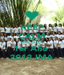 KEEP CALM AND LOVE 1er Año  2012 IMA - Personalised Poster A4 size