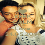 KEEP CALM AND Love 24.05.2014 - Personalised Poster A4 size