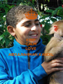 KEEP CALM AND LOVE ABDULRAHMAN KANDIL - Personalised Poster A4 size