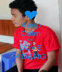 Keep Calm And LOVE ADANG - Personalised Poster A4 size
