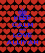 KEEP CALM AND LOVE ALLIYAH - Personalised Poster A4 size