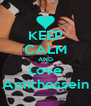 KEEP CALM AND Love Amirhossein - Personalised Poster A4 size