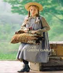 KEEP CALM AND LOVE ANNE OF GREEN GABLES - Personalised Poster A4 size