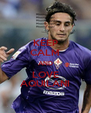 KEEP CALM AND LOVE AQUILANI - Personalised Poster A4 size