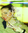 KEEP CALM AND LOVE ASAL.P - Personalised Poster A4 size