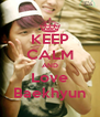 KEEP CALM AND Love Baekhyun - Personalised Poster A4 size