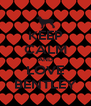 KEEP CALM AND LOVE BENTLEY - Personalised Poster A4 size