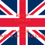 KEEP CALM AND LOVE BRITAIN'S GOT TALENT!!!!!! - Personalised Poster A4 size
