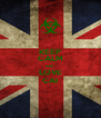 KEEP CALM AND LOVE CAI - Personalised Poster A4 size
