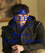 KEEP CALM AND Love  Caleb Rivers - Personalised Poster A4 size