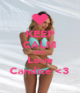 KEEP CALM AND Love Candice <3 - Personalised Poster A4 size