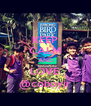 KEEP CALM AND LOVE @coboyjr - Personalised Poster A4 size