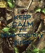 KEEP CALM AND love country girls!! - Personalised Poster A4 size