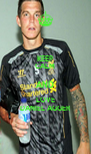 KEEP CALM AND LOVE DANIEL AGGER - Personalised Poster A4 size