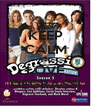 KEEP CALM AND LOVE DEGRASSI - Personalised Poster A4 size
