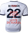 KEEP CALM AND LOVE  DI MARIA - Personalised Poster A4 size