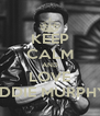 KEEP CALM AND LOVE EDDIE MURPHY - Personalised Poster A4 size