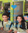 KEEP Calm And LOVE ELEVEN - Personalised Poster A4 size