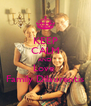 KEEP CALM AND Love  Family Dilaurentis - Personalised Poster A4 size
