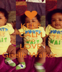 KEEP CALM AND LOVE Giselle Walker  - Personalised Poster A4 size