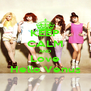KEEP CALM AND Love Hello Venus - Personalised Poster A4 size