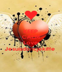 KEEP CALM And Love Jesuisdoncjekiffe  - Personalised Poster A4 size
