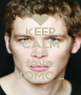KEEP CALM AND love JOMO .. - Personalised Poster A4 size