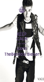 KEEP CALM AND LOVE Justin  TheBestIdol Bieber - Personalised Poster A4 size