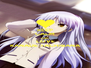 KEEP CALM AND LOVE KANADE TACHIBANA - Personalised Poster A4 size