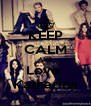 KEEP CALM AND Love  Katharina - Personalised Poster A4 size