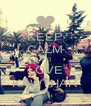 KEEP CALM AND LOVE KAWTHAR - Personalised Poster A4 size