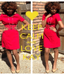 KEEP CALM AND LOVE KAY - Personalised Poster A4 size