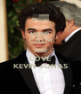 KEEP CALM AND LOVE KEVIN JONAS - Personalised Poster A4 size
