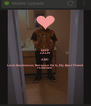 KEEP CALM AND Love Keymarcus Because He Is My Best Friend FOREVER  - Personalised Poster A4 size