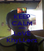 KEEP CALM AND LoVE KhyLLerz - Personalised Poster A4 size