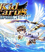 KEEP CALM AND LOVE KID ICARUS - Personalised Poster A4 size