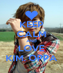 KEEP CALM AND LOVE KIM. OPPA - Personalised Poster A4 size